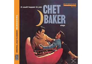 Chet Baker - IT COULD HAPPEN TO YOU (OJC REMASTERS) [CD]