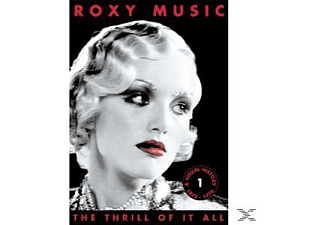 Roxy Music - THE THRILL OF IT ALL - 1972-1976 [DVD]
