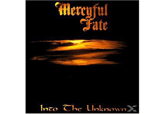 Mercyful Fate - INTO THE UNKNOWN - (CD)