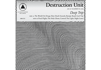 Destruction Unit - Deep Trip - (Vinyl)