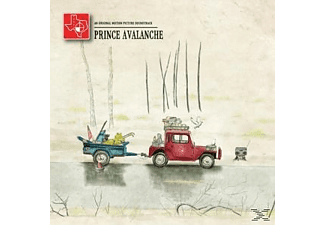 Explosions In The Sky, David Wingo - Prince Avalanche: An Original Motion Picture Soundtrack [Vinyl]