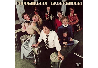 Billy Joel - Turnstiles - (Vinyl)