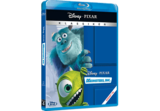 Monsters, Inc. Familj Blu-ray