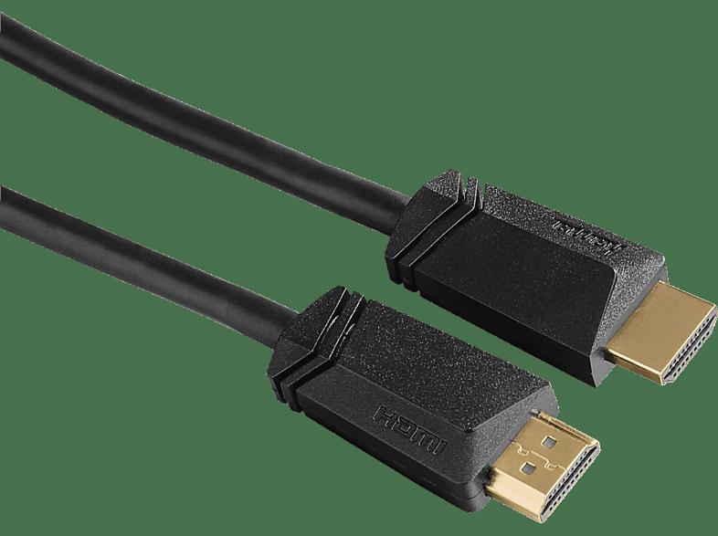 HAMA High Speed HDMI™ Cable, plug - plug, Ethernet, gold-plated, 5.0 m - (123203 τηλεόραση   ψυχαγωγία μην ξεχάσεις καλώδια ήχου  εικόνας