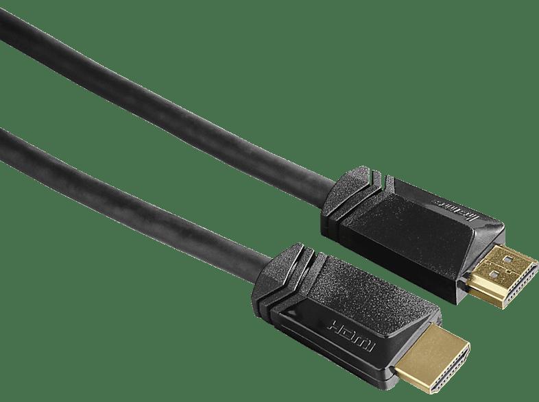 HAMA High Speed HDMI™ Cable, gold-plated, 3m - (00123206) τηλεόραση   ψυχαγωγία μην ξεχάσεις καλώδια ήχου  εικόνας
