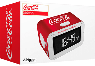 bigben coca cola radiowecker rr30 classic radiowecker uhrenradios media markt. Black Bedroom Furniture Sets. Home Design Ideas