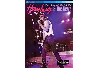 Huey Lewis & The News - The Heart Of Rock & Roll (DVD)