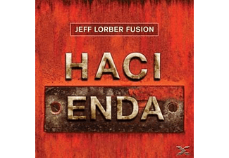 Jeff Fusion Lorber - Hacienda [CD]
