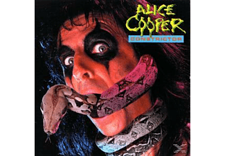 Alice Cooper - Constrictor [CD]