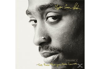 2pac - The Rose That Grew From Concrete [CD]