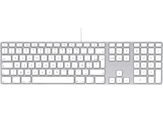 APPLE Clavier AZERTY (MB110FN/B)