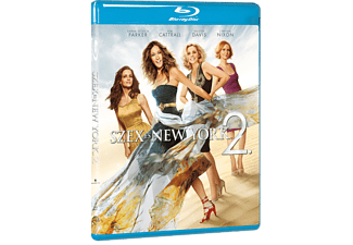 Szex és New York 2 (Blu-ray)