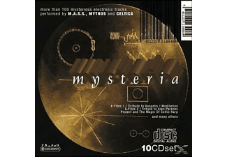 Div Chill Out - Mysteria-Wallet Box - (CD)