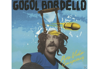 Gogol Bordello - Pura Vida Conspiracy [CD]