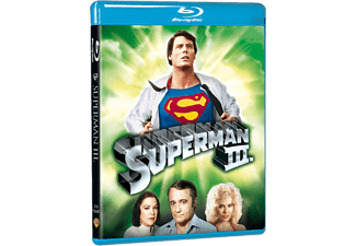 Superman 3. (Blu-ray)