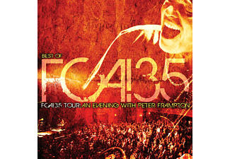 Peter Frampton - FCA! 35 Tour - An Evening With Peter Frampton (CD)