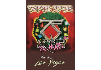 Twisted Sister - X-mas Live In Las Vegas (CD + DVD)