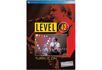 Level 42 - Turn It On (DVD)