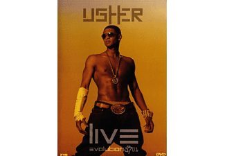Usher - Evolution 8701 (DVD)