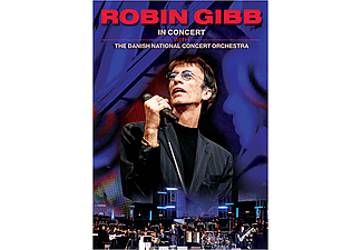Robin Gibb - In Concert With The Danish National Orchestra (DVD)