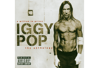 Iggy Pop - ANTHOLOGY-A MILLION IN PRIZES [CD]