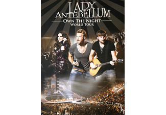 Lady Antebellum - Own The Night World Tour (DVD)