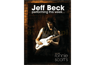 Jeff Beck - Performing this week - Live at Ronnie Scotts (DVD)