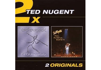 Ted Nugent - Craveman - Full Bluntal Nugity Live (CD)