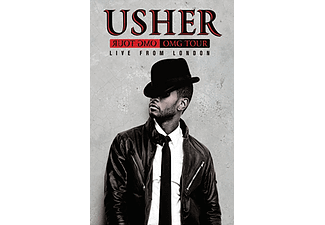 Usher - OMG Tour - Live from London (DVD)