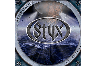 Styx - Regeneration (CD)