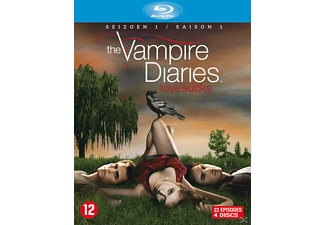The Vampire Diaries Seizoen 1 TV-serie