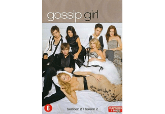 Gossip Girl Seizoen 2 TV-serie