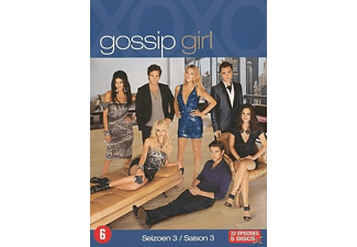 Gossip Girls Seizoen 3 TV-serie