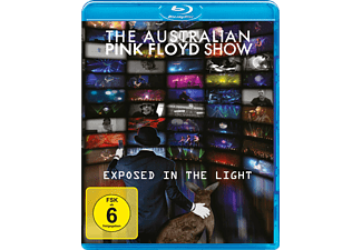 Exposed In The Light - The Australian Pink Floyd Show - (Blu-ray)