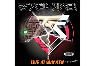 Twisted Sister - Live At Wacken - The Reunion (CD + DVD)
