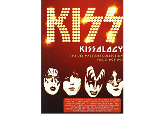 Kiss - Kissology - The Ultimate Kiss Collection Vol.2 1978-1991 (DVD)