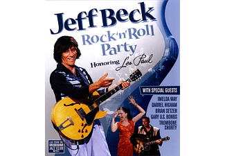 Jeff Beck - Rock 'N' Roll Party (DVD)