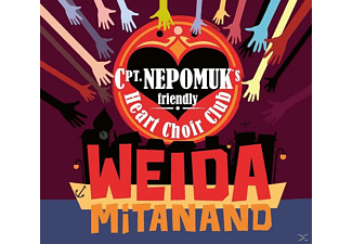 Cpt. Nepomuk's Friendly Heart Choir Club - Weida Mitanand [CD]