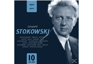 Leopold Stokowski - Conductor-10 CD Wallet Box (Various) [CD]