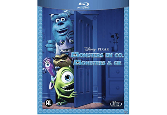Monsters En Co | Blu-ray