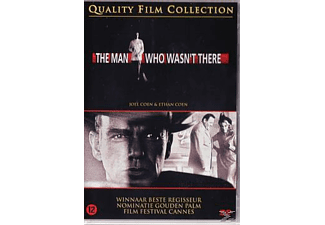 The Man Who Wasn't There Quality Film Collection | DVD
