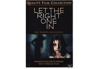 Let The Right One In Quality Film Collection | DVD