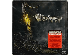 Thrudvangar - Tiwaz [CD]