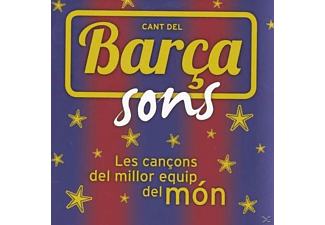 VARIOUS - Cant Del Barca / Sons - (CD)