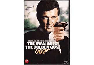 Man With The Golden Gun | DVD