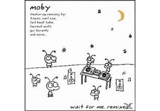 Moby - WAIT FOR ME - REMIXES! [CD]