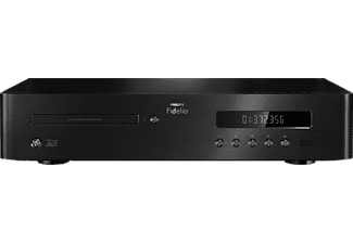 PHILIPS BDP9700/12 Blu-ray Player (Schwarz)