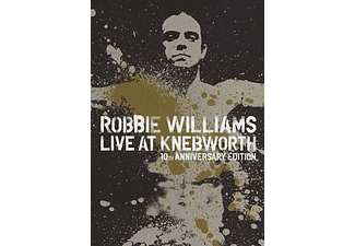 Robbie Williams - Live At Knebworth - 10th Anniversary (DVD)
