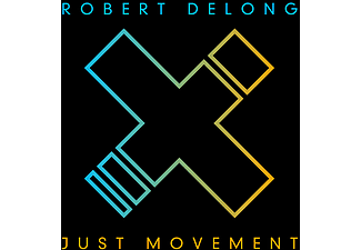 Robert Delong - Just Movement (CD)