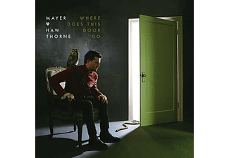 Mayer Hawthorne - Where Does This Door Go (CD)
